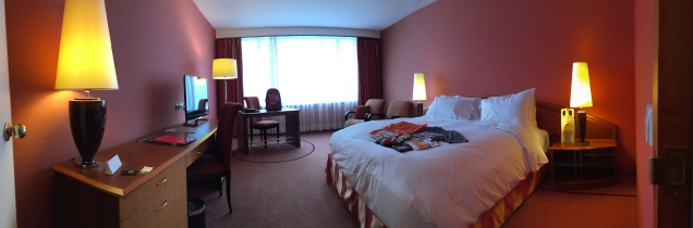 Our room for the night.
