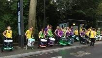 More drum lines please!