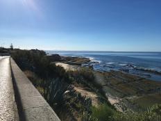 Beautiful, peaceful views of the sea.